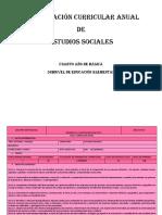 Pca Estudios Sociales Cuarto