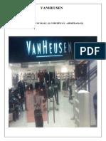 Study of Vanheusen