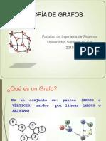 Teoria de Grafos