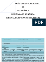 Pca Matematica Segundo