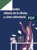Los Villanos Más Comunes de La Oficina y Cómo Combatirlos