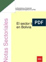 El Turismo en Bolivia