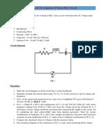 5 RLC AC Analysis