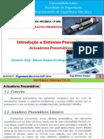 Aula 02- Sistemas Pneumaticos. 2019. Eng Nelson Inoque
