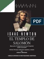 El Templo de Salomón (Isaac Newton)