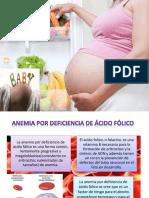 Anemia Por Deficiencia de Acido Folico Parte2