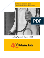 Elder Abuse in India 2018 a Helpage India Report