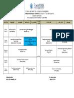 Dept Orientation Schedule_B Sc Animation I Yr 2019