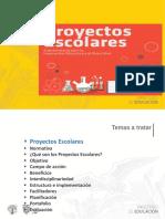 PROYECTOS ESCOLARES ECUADOR