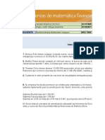 Taller Práctico v-Sobre Anualidades y Sitemas de Amortización.