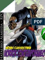 Classes de Horror Para RPGQuest