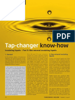 OLTC Tap changer know-how