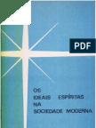 MARIOTTI Humberto - Os Ideais Espíritas na Sociedade Moderna - PENSE