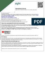 Research paper SCM