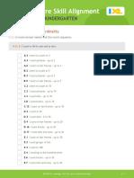 IXL Math Common Core Alignments K