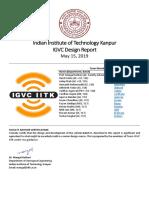 Design Report 2019