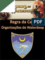 Lords of Waterdeep Regras Da Casa