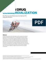 Modern Drug Commercialization