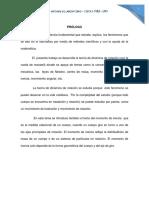 Informe de Laboratorio - 5 - Dinámica de Rotación