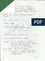 Circuitos Lógicos, Lab 8 (Respostas)