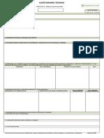 Cuestionario Tecnico Forma 3 1120