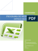 Manual de Microsoft Office Excel 2007 (básico)