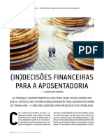 [GVExecutivo] (in)Decisões Financeiras Para Aposentadoria - Claudia Yoshinaga