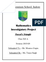 Maths Project 12th 2019_2