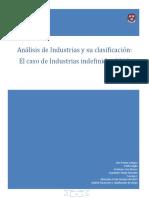 Tarea Reconocimiento de Industrias - Giglio y Campos