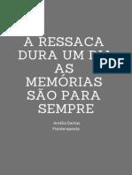 A ressaca dura um dia as memórias são para sempre.pdf
