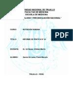 Informe de práctica N° 03