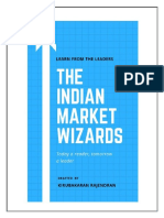 The Indian Market Wizards