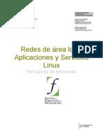 Linux 12 - Servidores de terminales