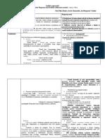 Analiză Comparativă Programa