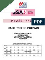 SSA 3 FASE - 1 DIA