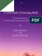 A Little Book of Listening Skills
