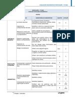 Ae Avaliacao Diagnostica Por 3 Matriz