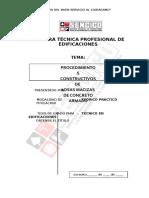 Modelo Monografia de Titulación - Teórico Práctico
