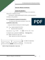 Pré Dimensionnement Des Éléments Structuraux