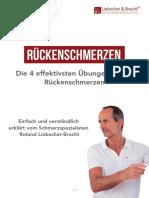 2018 Liebscher&Bracht Ruecken Ratgeber 2018 Set