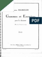 Hamelin-clarinet