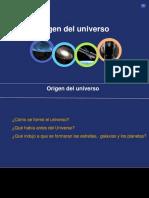 Origen Del Universo 2019 II
