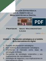 Planeación estratégica en MKT Digital