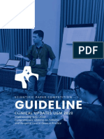guideline clinical update ugm 2020