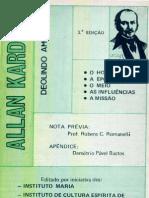 AMORIM Deolindo - Allan Kardec Biografia - PENSE