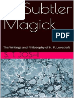 (Classics of Lovecraft Criticism Book 3) S. T. Joshi-A Subtler Magick_ The Writings and Philosophy of H. P. Lovecraft-Hippocampus Press (2016).epub