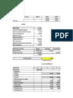 Flujo de Caja Formulacion y Evaluacion de Proyectos de Inversión Privada