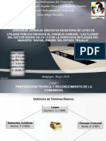 Presentacion Del Proyecto. Tania