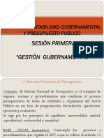 Gubernamental - Profesora Carmela UNMSM
