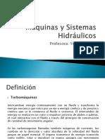 maquinas y sistemas hidrulicos